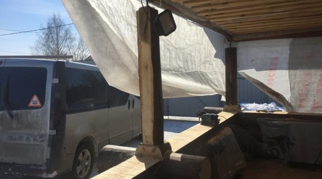 Реконструкции ранее неудачно выполненных подготовок проемов под окна и двери